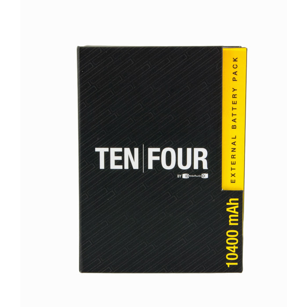 TenFour Power Bank, 10,400 mAH