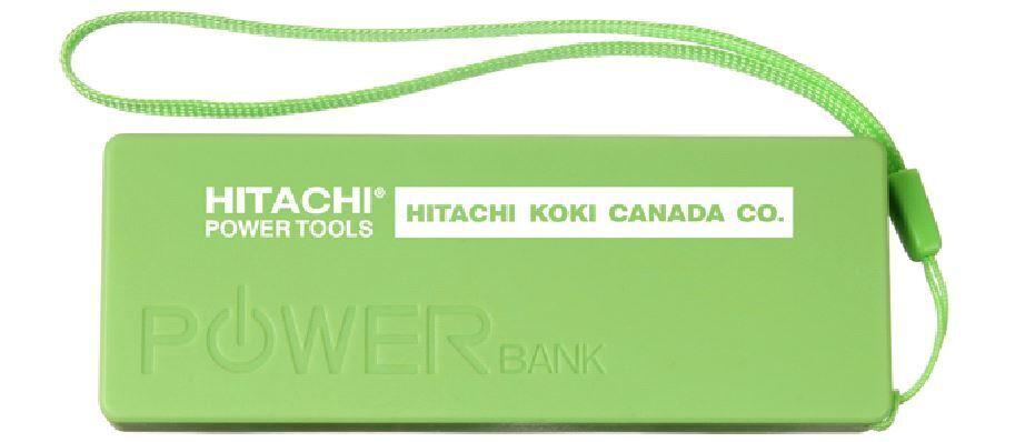 Wristlet Power Bank, 2600 mAh