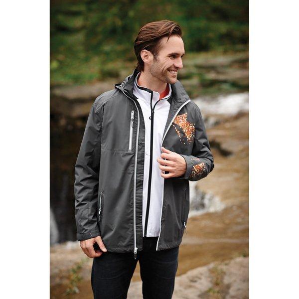 Ansel Men's Lightweight Waterproof Jacket