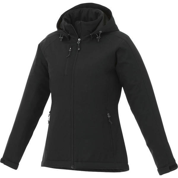 Bryce Ladies' Insulated Soft Shell Jacket