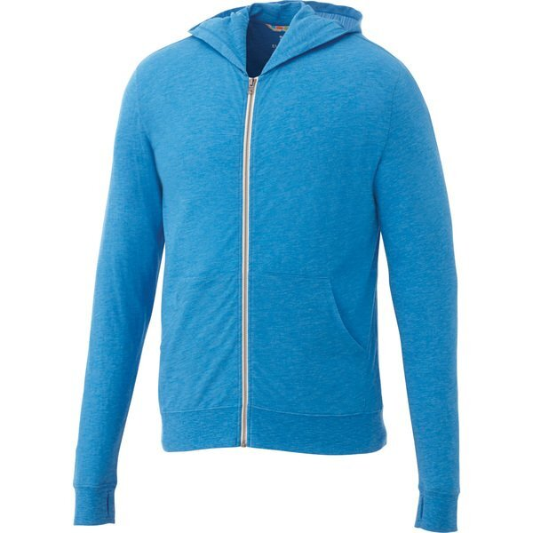 Garner Men's Full Zip Knit Hoodie