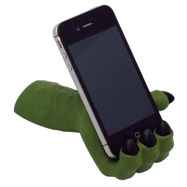 Monster Hand Stress Reliever Phone Holder