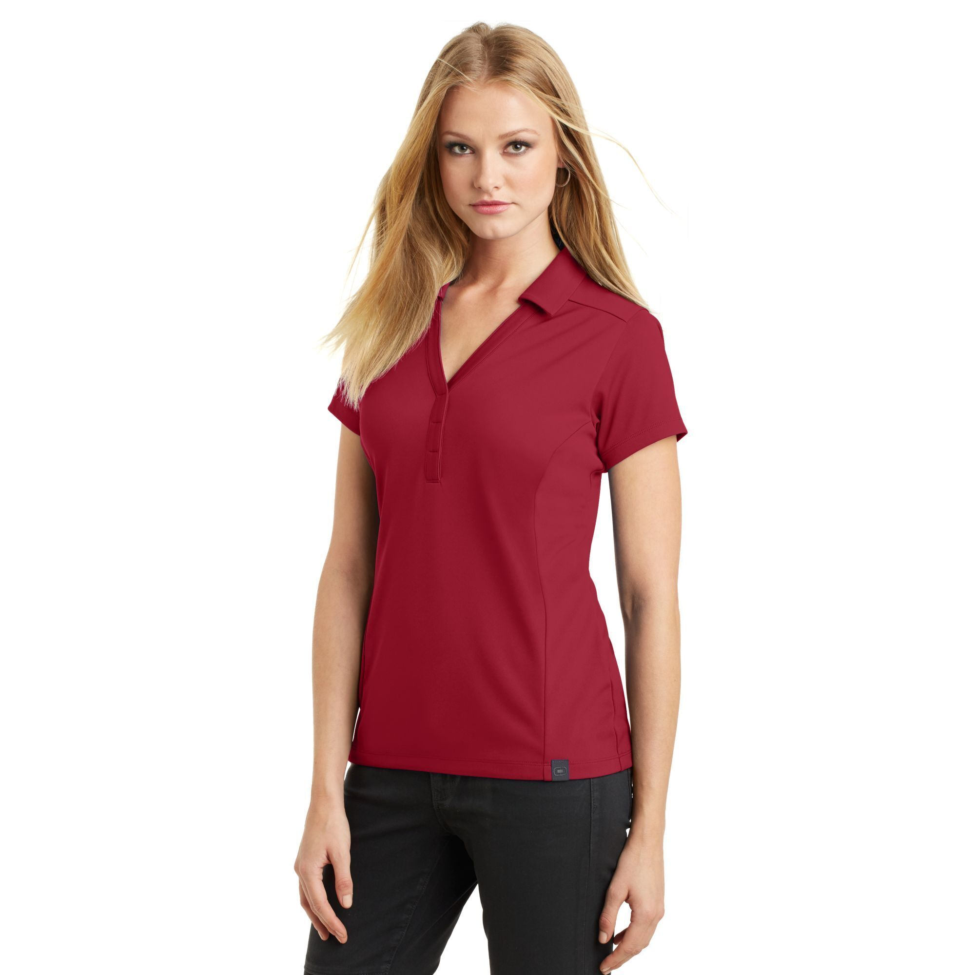 OGIO® Framework Performance Ladies' Pique Polo