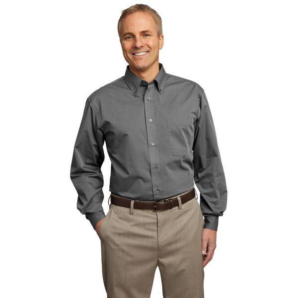 Port Authority® Tonal Pattern Easy Care Men's Shirt