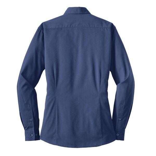 Port Authority® Tonal Pattern Easy Care Ladies' Shirt