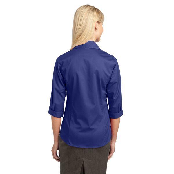 Port Authority® 3/4-Sleeve  Ladies' Blouse