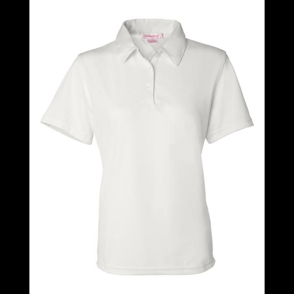 FeatherLite® Moisture-Free Mesh Ladies' Sport Shirt