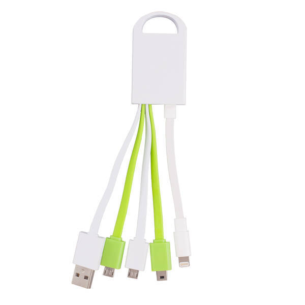 Charging Buddy with MFi Certified Apple® Cable Connector