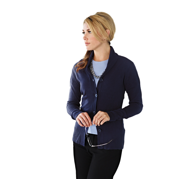 Lilac Bloom® Ava Ladies' Cardigan Sweater