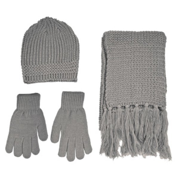 Knitted Winter Set