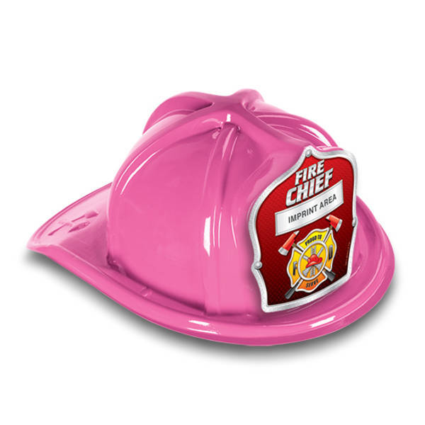 Chief S Choice Kid S Firefighter Hat Fire Chief Silver