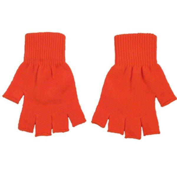 Fingerless Acrylic Gloves
