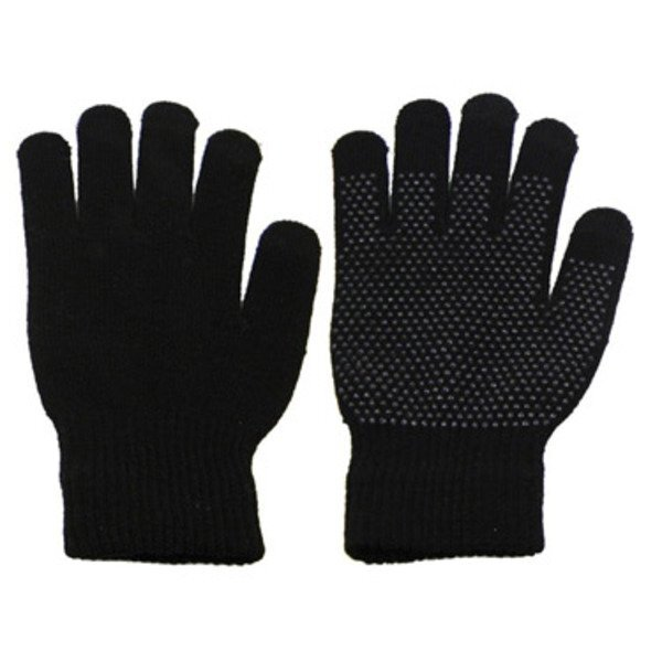 Touchscreen Acrylic Gloves with Dot Grip