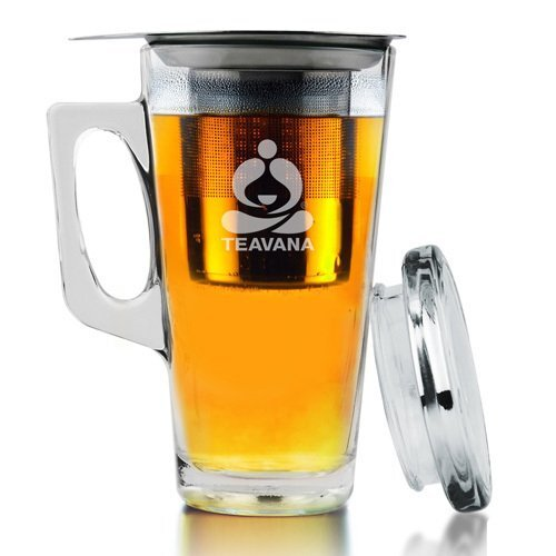 Asobu Tea Infuser Mug, 15oz. - Free Set Up Charges!