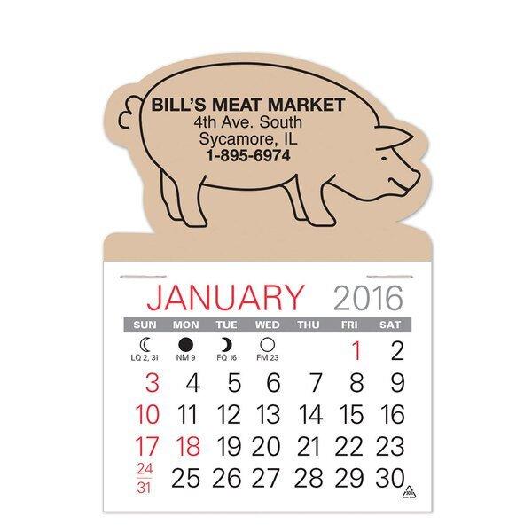 Pig Value Stick™ Calendar