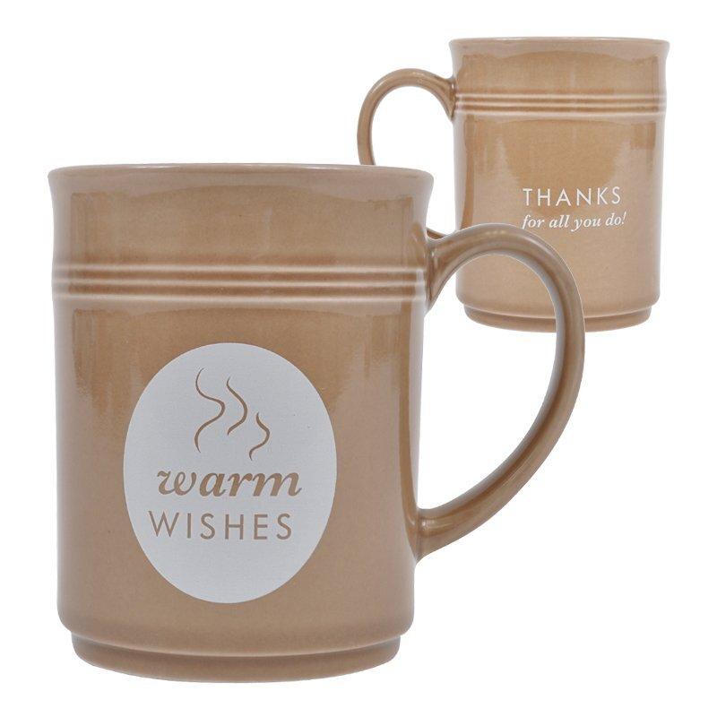 Cup of Thanks Hot Cocoa 14oz. Mug Gift Set, Stock