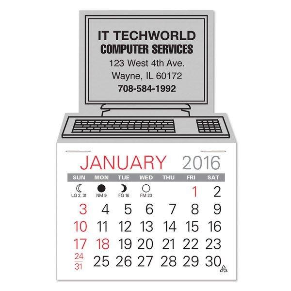 Computer Value Stick™ Calendar