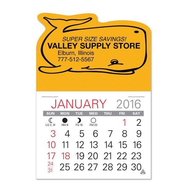 Whale Value Stick™ Calendar