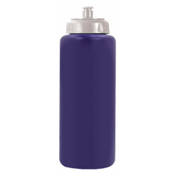 Grip Bottle with Push 'n Pull Cap, 32oz., BPA Free