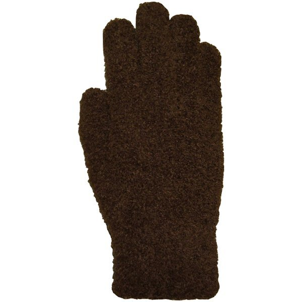 Fuzzy Polyester Winter Gloves | Promotions Now