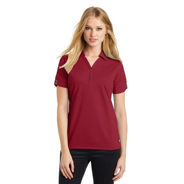 OGIO® Glam Ladies' Poly Mesh Performance Polo