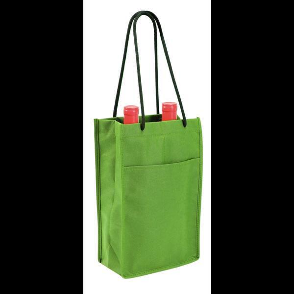 Double Wine Bottle Non-Woven  Bag