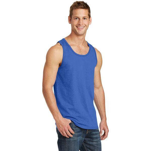 Port & Company® 100% Cotton Men's Tank Top