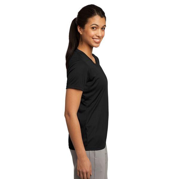 Sport-Tek® PosiCharge™ Competitor™ Ladies' Interlock Performance Tee