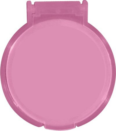 Breast Cancer Awareness Round Mirror