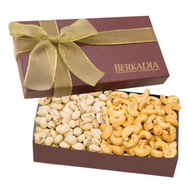 Executive Gift Box w/ Cashews & Pistachios