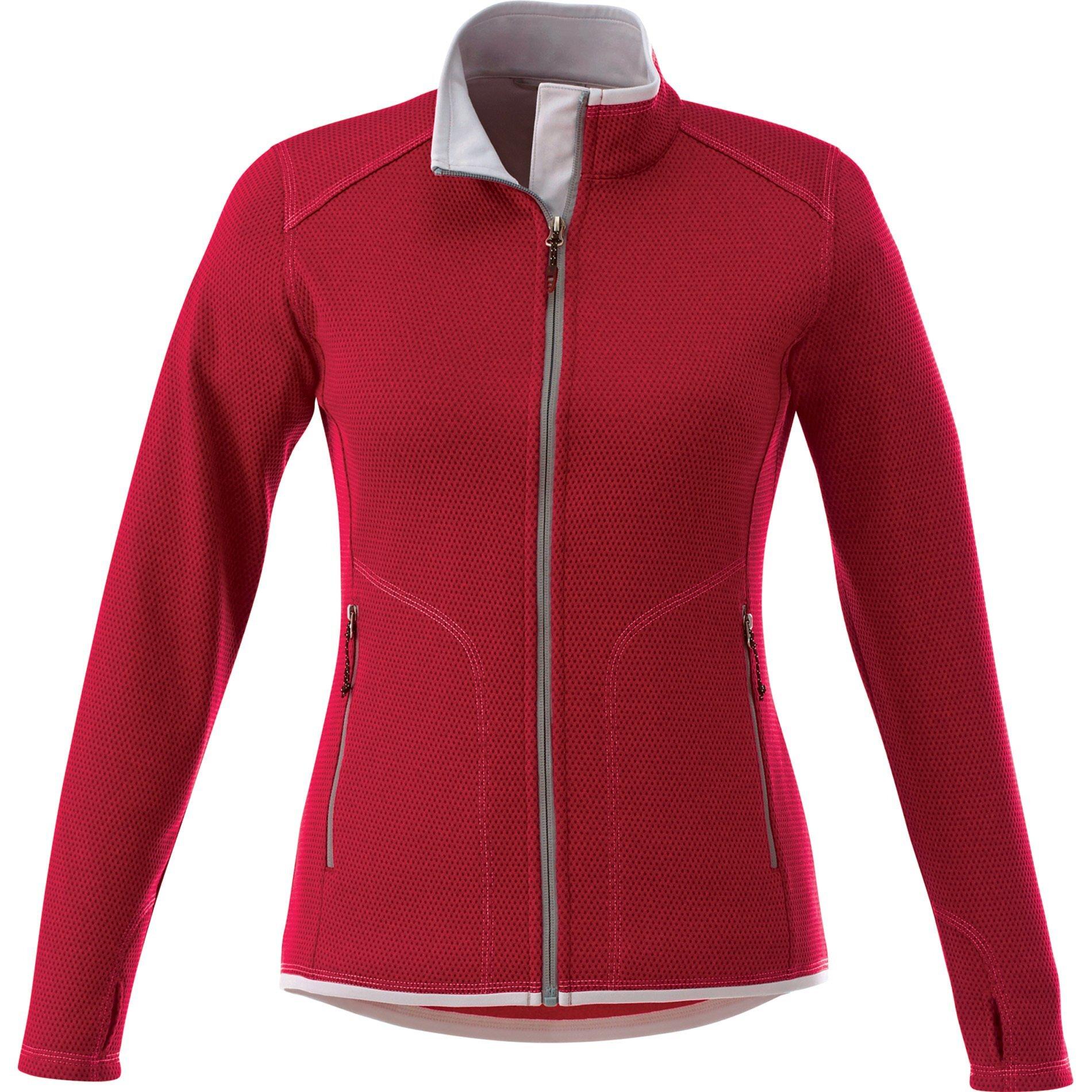 Cima Ladies' Textured Knit Jacket
