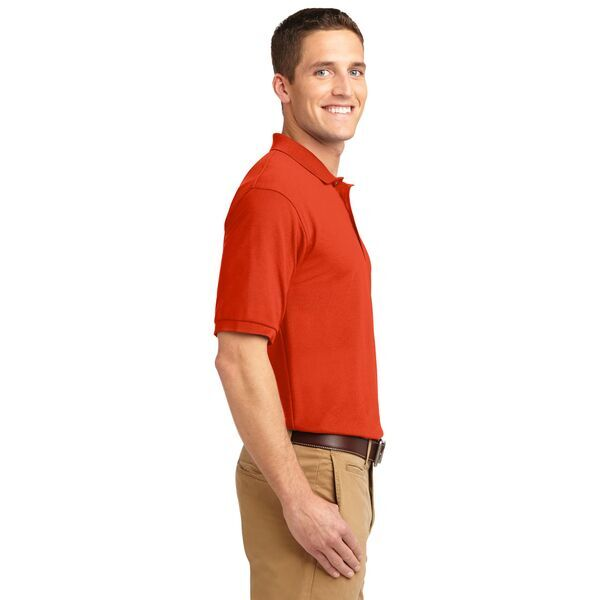 Port Authority® Silk Touch™ Pique Men's Polo