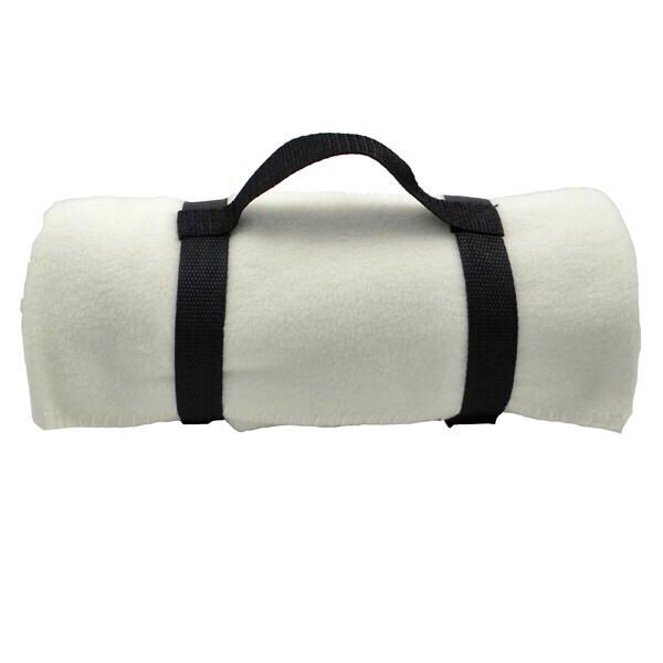 """Polar Fleece Blanket, 50"""" x 60"""""""