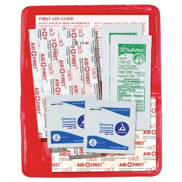 First Aid Kit, 10 Pieces