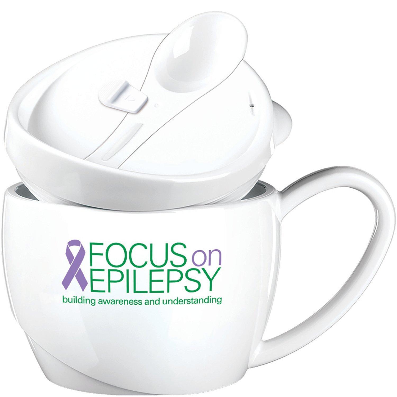 Soup Mug Soupreme, BPA-Free, 15oz.