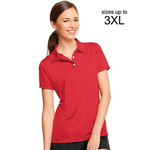 Hanes® X-Temp Ladies' Performance Sport Shirt
