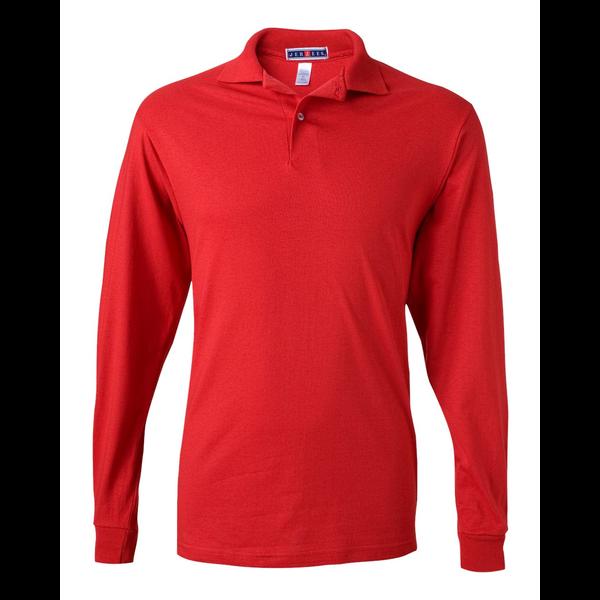 JERZEES® SpotShield™ 50/50 Men's Long Sleeve Sport Shirt