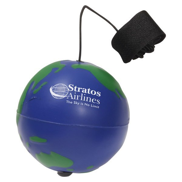 Earth Ball Stress Reliever Yo-Yo
