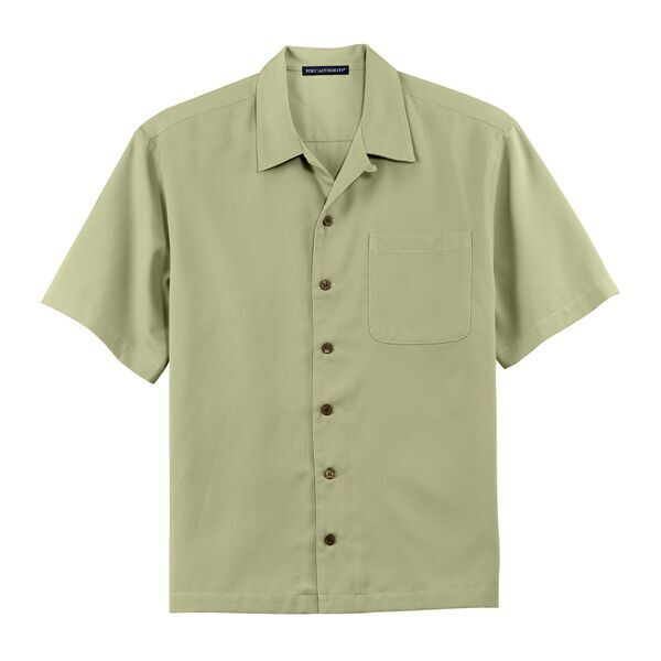 Port Authority® Easy Care Camp Men's Short Sleeve Shirt