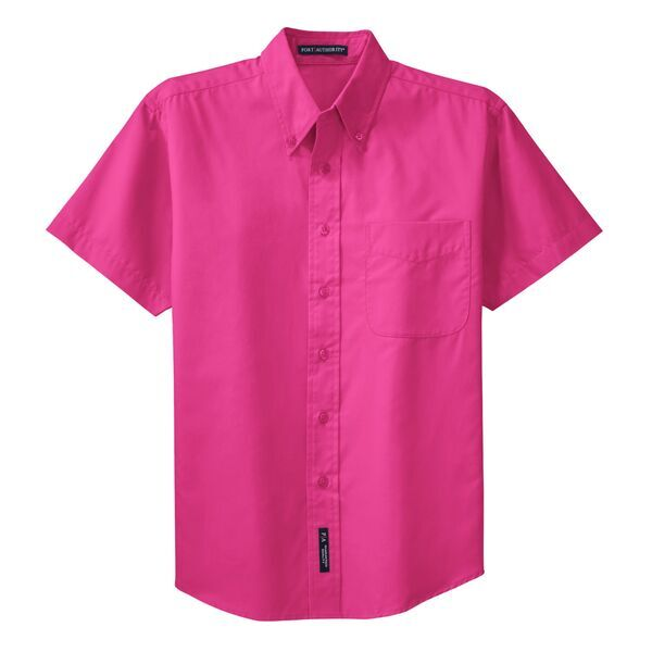 Port Authority® Easy Care Men's Short Sleeve Shirt