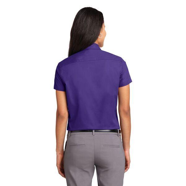 Port Authority® Easy Care Ladies' Short Sleeve Shirt