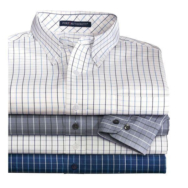 Port Authority® Tattersall Easy Care Men's Shirt