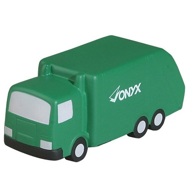 Waste Removal Truck Stress Reliever