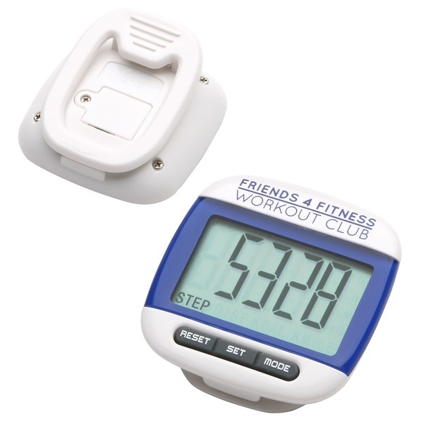 Widescreen Walker Pedometer - Free Set Up Charge & Free Shipping!