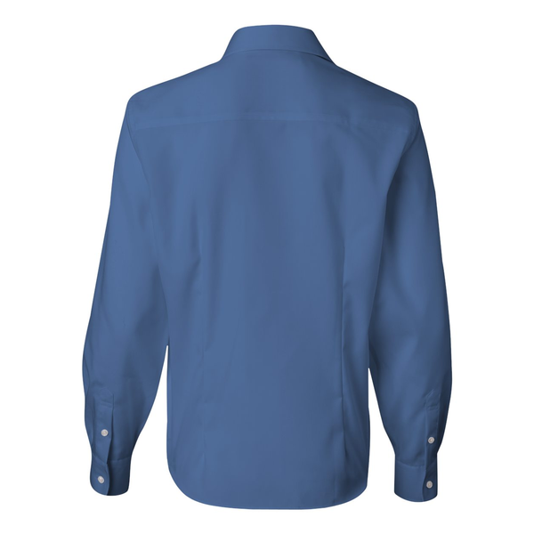Van Heusen® Non-Iron Cotton Pinpoint Oxford Ladies' Shirt