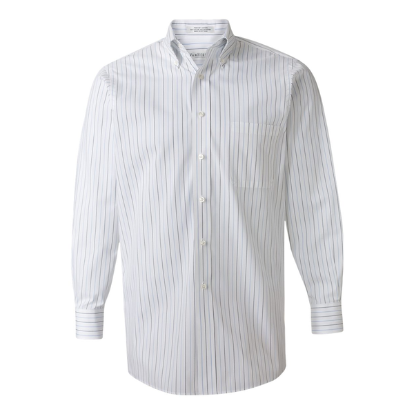 Van Heusen® Non-Iron Blend Pinpoint Oxford Men's Shirt