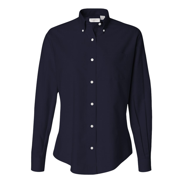 Van Heusen® Non-Iron Blend Oxford Ladies' Shirt