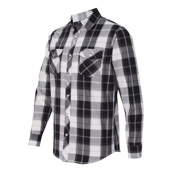 Burnside® Plaid Men's Shirt