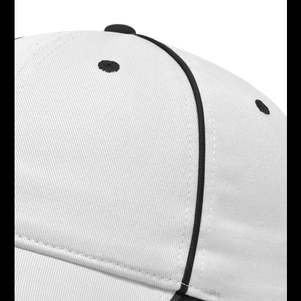 Piped Chino Unconstructed Cap