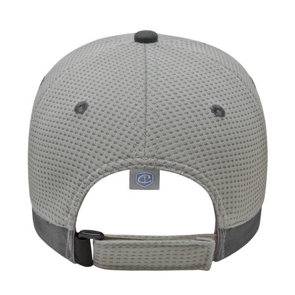 Sublimated Accent Mesh Unconstructed Performance Cap